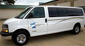 Airport Shuttle Service of East Texas Charter Transportation